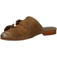 Čevlji  Ženske Cokli Papucei DEBBIE brown-marrone