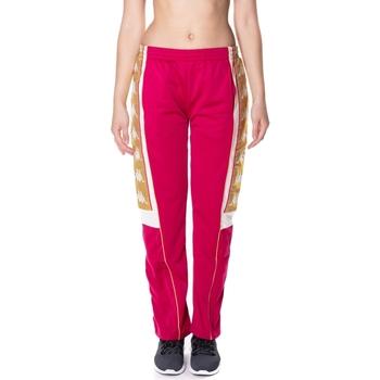 Oblačila Ženske Spodnji deli trenirke  Kappa BANDA 10 ARVIS 906-rosso-bianco