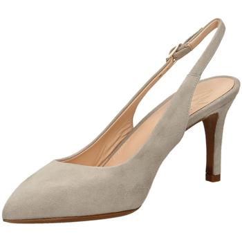 Čevlji  Ženske Sandali & Odprti čevlji Malù CAMOSCIO taupe-taupe
