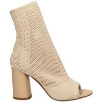 Čevlji  Ženske Sandali & Odprti čevlji Tiffi  crema-crema