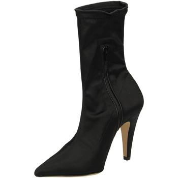 Čevlji  Ženske Gležnjarji Giampaolo Viozzi RASO DESTINO nero-nero