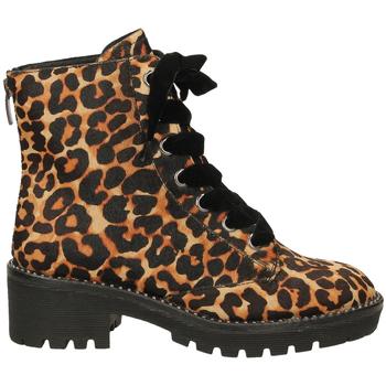 Čevlji  Ženske Polškornji Apepazza CRISTEL leopa-leopardo