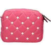 Torbice Ženske Ročne torbice La Carrie CHESTER BOX BAG pinwh-rosa-bianco