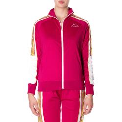 Oblačila Ženske Puloverji Kappa BANDA 10 ANAY 906-rosso-bianco