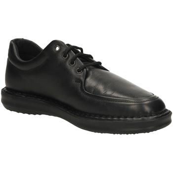 Čevlji  Moški Čevlji Derby Frau RODEOIDRO nero-nero