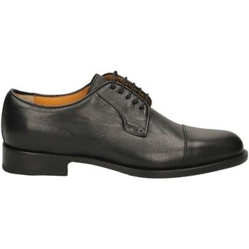 Čevlji  Moški Čevlji Derby Calpierre SOFT nero-nero