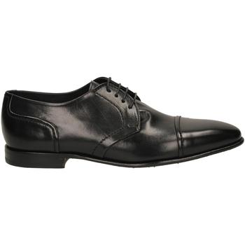 Čevlji  Moški Čevlji Derby Fabi MORFEO nero-nero
