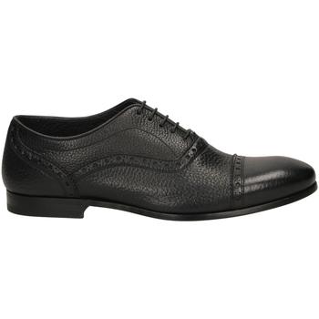 Čevlji  Moški Čevlji Derby Fabi FLUORO nero-nero