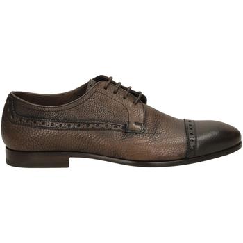 Čevlji  Moški Čevlji Derby Fabi FLUORO ebano-ebano