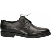 Čevlji  Moški Čevlji Derby Edward's LIGHT nero-nero