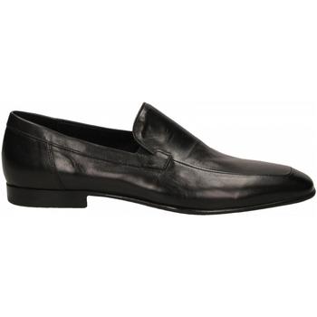 Čevlji  Moški Mokasini Edward's FIESTA FORATO BUTTERO nero