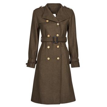 Oblačila Ženske Plašči Betty London LIPIUS Kostanjeva