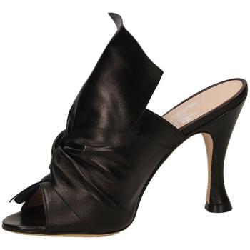 Čevlji  Ženske Natikači Mivida NAPPA nero-nero