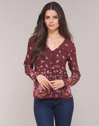 Oblačila Ženske Topi & Bluze Casual Attitude LICINIA Bordo