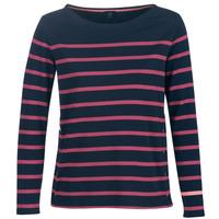 Oblačila Ženske Majice z dolgimi rokavi Armor Lux BRIAN Rožnata