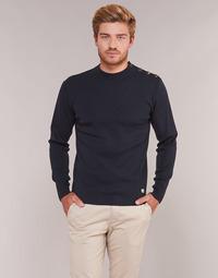 Oblačila Moški Puloverji Armor Lux MATT Modra