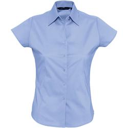 Oblačila Ženske Srajce & Bluze Sols EXCESS CASUAL WOMEN Azul