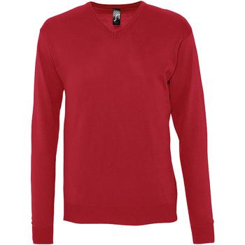 Oblačila Moški Puloverji Sols GALAXY SWEATER MEN Rojo