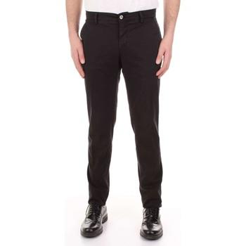 Oblačila Moški Hlače s 5 žepi Mason's MILANO-CBE024 Nero
