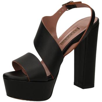 Čevlji  Ženske Sandali & Odprti čevlji Albano KUT nero-nero