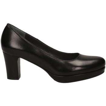Čevlji  Ženske Salonarji Calpierre VIRAP nero-nero