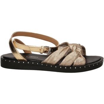 Čevlji  Ženske Sandali & Odprti čevlji Janet&Janet KALIKA plati-platino