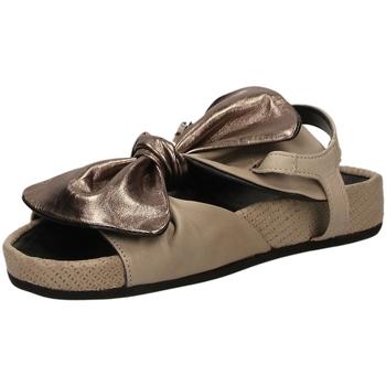 Čevlji  Ženske Sandali & Odprti čevlji Fabbrica Dei Colli PLACE taupe-taupe