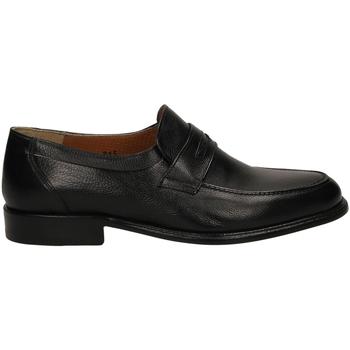 Čevlji  Moški Mokasini Edward's OLBIA nero-nero