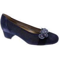 Čevlji  Ženske Salonarji Calzaturificio Loren LO60851bl blu