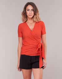 Oblačila Ženske Topi & Bluze Moony Mood KOUGE Rdeča