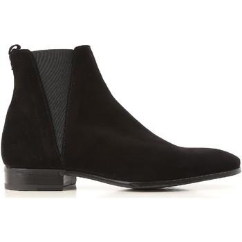 Čevlji  Moški Polškornji D&G A60176 AU998 80999 nero