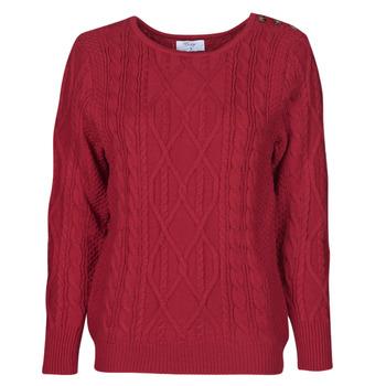 Oblačila Ženske Puloverji Betty London LEONIE Rdeča