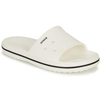 Čevlji  Sandali & Odprti čevlji Crocs CROCBAND III SLIDE White