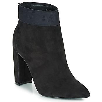 Čevlji  Ženske Gležnjarji Ted Baker PRENOM Črna