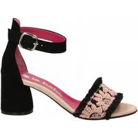 Čevlji  Ženske Sandali & Odprti čevlji Le Babe TESSA JACQUAR rosa