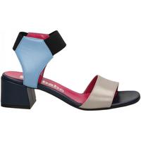 Čevlji  Ženske Sandali & Odprti čevlji Le Babe MINA NAPPA grigio