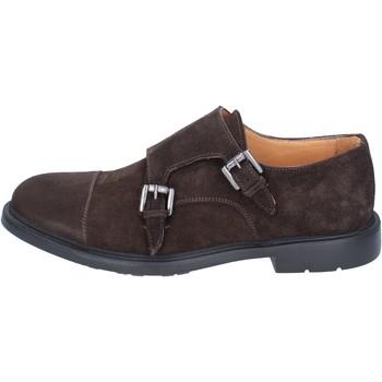 Čevlji  Moški Čevlji Derby & Čevlji Richelieu Zenith Klasična BS616 Rjav