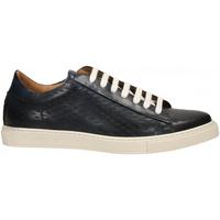 Čevlji  Moški Čevlji Derby Brecos VITELLO azzurro-jeans