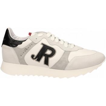 Čevlji  Moški Nizke superge John Richmond SNEAKERS var--d-bianco