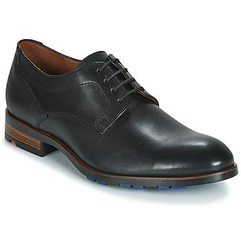 Čevlji  Moški Čevlji Derby Lloyd JIM Črna