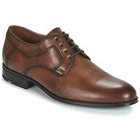 Čevlji  Moški Čevlji Derby Lloyd LADOR Cognac