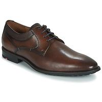 Čevlji  Moški Čevlji Derby Lloyd JAYDEN Cognac