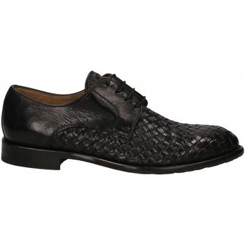 Čevlji  Moški Čevlji Derby Calpierre INTBUF nero