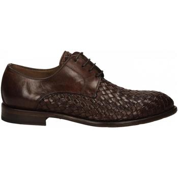 Čevlji  Moški Čevlji Derby Calpierre INTBUF cocco