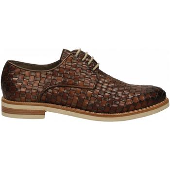 Čevlji  Moški Čevlji Derby Brecos VITELLO taupe-brandy