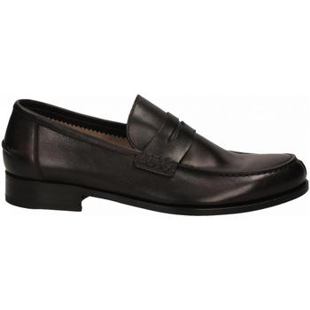 Čevlji  Moški Mokasini Calpierre VENEZIA chccolate