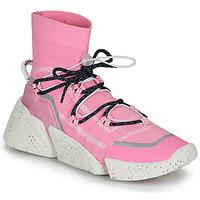 Čevlji  Ženske Visoke superge Kenzo K SOCK SLIP ON Rožnata