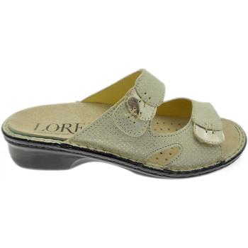 Čevlji  Ženske Natikači Calzaturificio Loren LOM2772op grigio