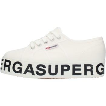 Čevlji  Ženske Nizke superge Superga 2790S00FJ80 White