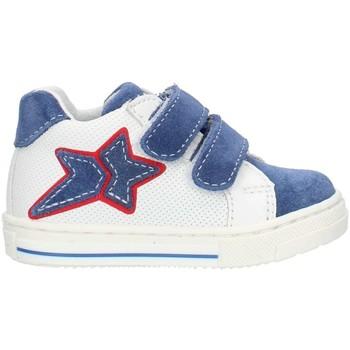 Čevlji  Deklice Visoke superge Balocchi 493265 Blue and white